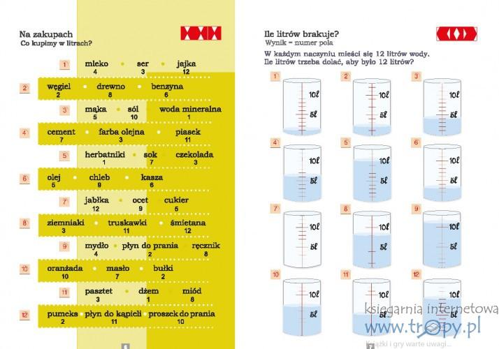 Pus Matematyka Konkretna 1 Symetria Miary Waga I Pieniądze