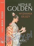Wyznania gejszy (Audiobook)(CD-MP3)