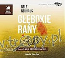 Głębokie rany (Audiobook)(CD-MP3)