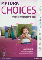 Matura Choices Intermadiate Student's book + MyEnglishLab
