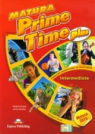 Matura Prime Time Plus Intermediate Student's Book