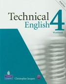 Technical English 4 Workbook + CD with key