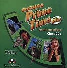 Matura Prime Time  Plus Pre-intermediate Class CDs + Workbook&Grammar CD