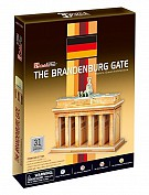 Puzzle 3D The Brandenburg Gate