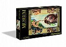 Puzzle Museum Collection Michaelangelo The creation of Man 6000