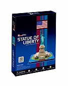 Puzzle 3D Statue of Liberty