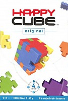 Puzzle - Happy Cube Original - sześciopak