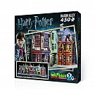 Puzzle 3d Wrebbit Harry Potter Diagon Alley 450
