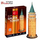 Puzzle 3D Galata Tower