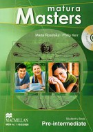 Matura Masters Pre-Intermediate Student's Book + CD