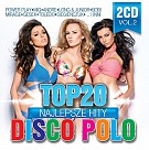 Top 20 Najlepsze Hity Disco Polo Vol.2  2CD