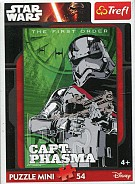 Puzzle 54 Mini Star Wars VII Capt. Phasma