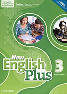 New English Plus 3 Student's Book Podręcznik z repetytorium z płytą CD mp3
