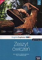 English Explorer New 2 Zeszyt ćwiczeń