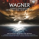 WAGNER COMPLETE OVERTURES & ORCHESTRAL MUSIC FROM THE OPERAS