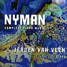 NYMAN COMPLETE PIANO MUSIC
