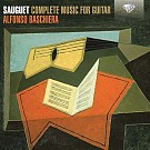 Sauguet Complete Music For Guitar