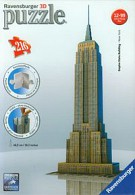 Puzzle 3D 216 Empire State Building