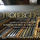 Froberger: Complete Music For Harpsichord