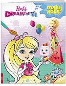 Barbie Dreamtopia Maluj wodą