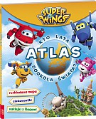 Super Wings Atlas Kto lata