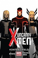 Uncanny X-Men Tom 4 Kontra Shield