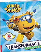 Super Wings Transformacje