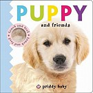 Priddy Baby Puppy & Friends Touch and Feel
