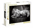 Puzzle Hugh Quality Collection Kitty 1000