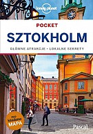 Sztokholm pocket Lonely Planet