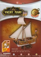 Puzzle 3D Yacht Mary