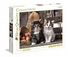 Puzzle Lovely Kittens 1000