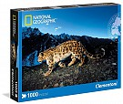 Puzzle National Geographic Snow Leopard 1000