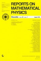 Reports on Mathematical Physics 66/1