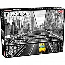 Yellow Cab Puzzle 500