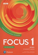 Focus Second Edition 1 Student's Book + CD
