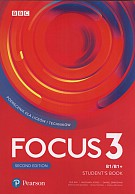 Focus Second Edition 3 Student's Book + CD
