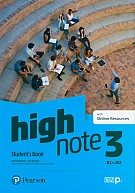 High Note 3 Student's Book + Online