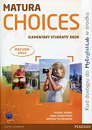 Matura Choices Elementary Students' Book