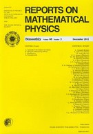 Reports on Mathematical Physics 68/3 wer.eksp.
