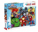 Puzzle 60 Maxi Supercolor Marvel Super Hero