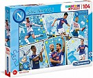 Puzzle SuperColor 104 SSC Napoli 2