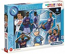 Puzzle SuperColor 104 SSC Napoli 3
