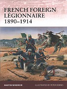 French Foreign Légionnaire 1890-1914