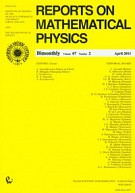 Reports on Mathematical Physics 67/2