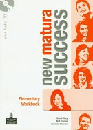 Matura Success NEW Elementary Workbook z płytą CD