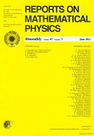 Reports on Mathematical Physics 67/3
