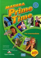 Matura Prime Time Pre-intermediate Student's Book + eBook