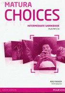 Matura Choices Intermediate Workbook + CDMP