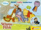 Winnie the Pooh Puzzle Dwustronne 2in1